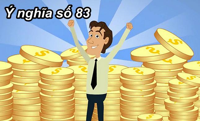 Ý nghĩa số 83 là gì