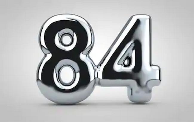 Ý nghĩa số 84 là gì